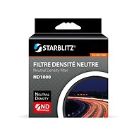 Starblitz neutral grey filter 1000x 62mm - Neutral Density Filter