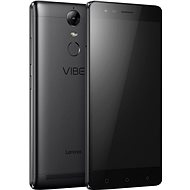 Lenovo K5 Note Fingerprint Dark Grey - Mobile Phone