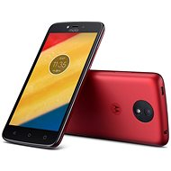 Motorola Moto C LTE Red - Mobile Phone