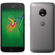 Motorola Moto G5 Plus Lunar Grey - Mobile Phone