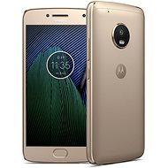 Motorola Moto G5 Plus Gold - Mobile Phone
