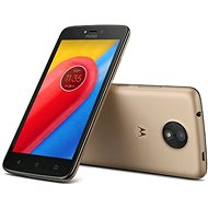 Motorola Moto C Plus Gold - Mobile Phone