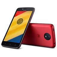 Motorola Moto C Plus Red - Mobile Phone