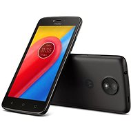 Motorola Moto C Plus (2GB) Black - Mobile Phone
