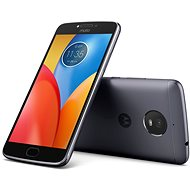 Motorola Moto E4 Plus Iron Gray - Mobile Phone
