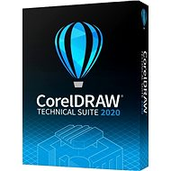 CorelDRAW Technical Suite 2020 Business (Electronic Licence) - Graphics Software