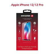 Swissten Case Friendly for iPhone 12/12 Pro - Glass Protector