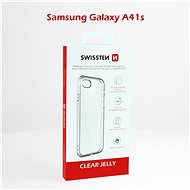 Mobile Case Swissten Clear Jelly for Samsung Galaxy A41 - Kryt na mobil