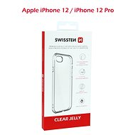 Swissten Clear Jelly for Apple iPhone 12/iPhone 12 Pro - Mobile Case