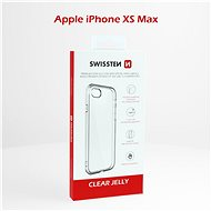 Swissten Clear Jelly Mobile Case for Apple iPhone XS MAX - Mobile Case