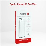 Swissten Clear Jelly for Apple iPhone 11 PRO MAX - Mobile Case