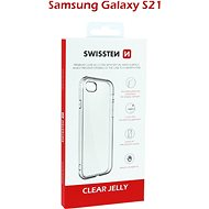 Swissten Clear Jelly for Samsung Galaxy S21 Transparent - Mobile Case