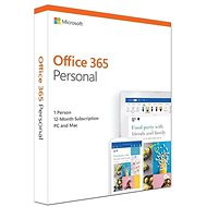 Microsoft Office 365 Personal ENG (BOX) - Office Software