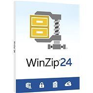 WinZip 25 Standard (Electronic License) - Office Software