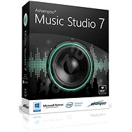 Ashampoo Music Studio 7 (Electronic License) - Audio Software
