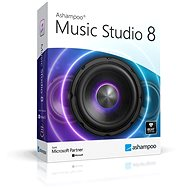 Ashampoo Music Studio 8 (electronic license) - Audio Software