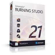 Ashampoo Burning Studio 21 (Electronic License) - Burning Software