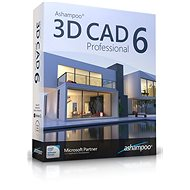 Ashampoo 3D CAD Professional 6 (Electronic License) - Graphics software