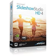 Ashampoo Slideshow Studio HD 4 (Electronic License) - Graphics software