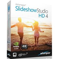 Ashampoo Slideshow Studio HD 4 (Electronic License) - Office Software