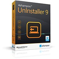 Ashampoo UnInstaller 9 (Electronic License) - Office Software