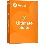 Avast Ultimate for 1 computer for 12 months (electronic license) - Antivirus