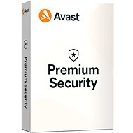 Avast Premium Security for 1 Computer for 12 Months (Electronic License) - Antivirus