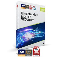 Bitdefender Mobile Security for Android for 1 Device for 1 Year (Electronic Licence) -  Electronic licenses