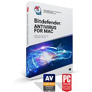 Bitdefender Antivirus for Mac 2020 (Electronic Licence) -  Electronic licenses