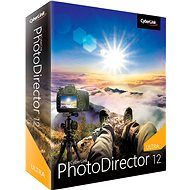 CyberLink PhotoDirector 12 Ultra (Electronic Licence) - Video Software