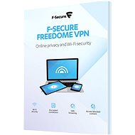 F-Secure FREEDOME for 3 devices per year (electronic license) - Internet Security
