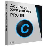 Iobit Advanced SystemCare 13 PRO for 1 Computer for 12 Months (Electronic License) - Office Software