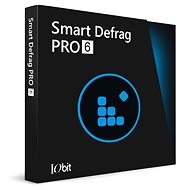 Iobit Smart Defrag 6 PRO for 3 PCs for 12 Months (Electronic License) - Office Software