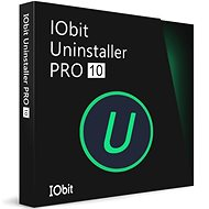 Iobit Uninstaller PRO 10 for 3 PCs for 12 Months (Electronic License) - Office Software