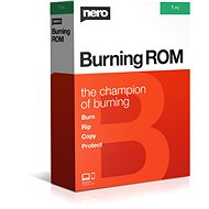Nero Burning ROM (Electronic License) - Burning Software