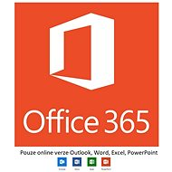 Microsoft Office 365 Enterprise E1 (Monthly Subscription)- online version only - Office Software