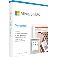 Microsoft 365 Personal EN (BOX) - Office Software