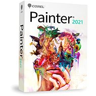 Painter 2021 ML (Electronic License) - Graphics Software