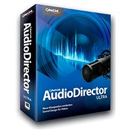 Cyberlink AudioDirector Ultra (Electronic License) - Audio Software