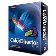Cyberlink ColorDirector Ultra (Electronic License) - Electronic license