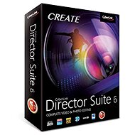 Cyberlink Director Suite 6 (Electronic License) - Electronic license