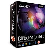 Cyberlink Director Suite 6 (Electronic License) - Office Software