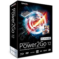 Cyberlink Power2GO Platinum 12 (Electronic License) - Office Software