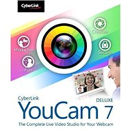 Cyberlink YouCam 7 Deluxe (Electronic License) - Office Software