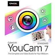 Cyberlink YouCam 7 Standard (Electronic License) - Video Software