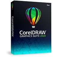 CorelDRAW Graphics Suite 365-Day Renewal MAC (Electronic Licence) - Graphics Software