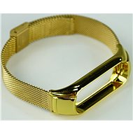 SXT Mi Band 3 Metal Band (Type 3) Gold - Watch band