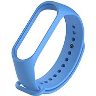 STX Mi Band 3/4 Silicone, Blue - Watch band
