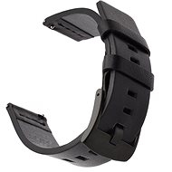 Tactical Leather Strap for Garmin Vivoactive 3 Black (EU Blister)