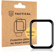 Tactical Glass Shield 5D Glass for Apple Watch 42mm Series 1/2/3 Black - Glass protector